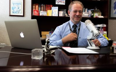 Dr. Ronald Feinberg Explains How He Became Interested In The IVF Field