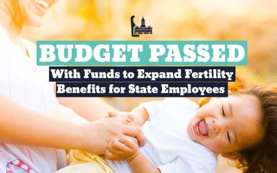 Budget Passed With Funds To Expand Fertility Benefits For State Employees