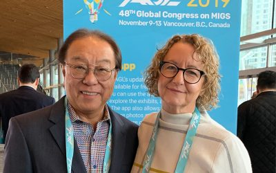 Dr. McGuirk Attends AAGL 2019