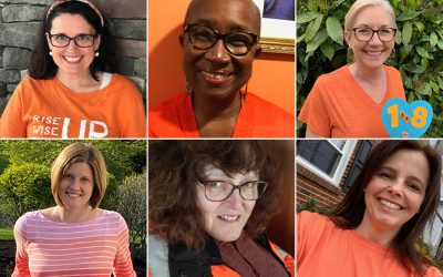 Team RAD Rocked Our Orange For National Infertility Awareness Week