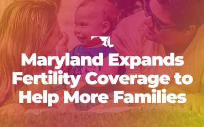 Maryland Expands Fertility Coverage To Help More Families