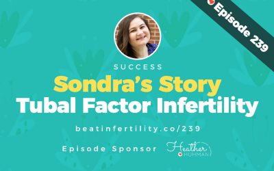 RADfertility Patient & Fearless Femmes Founder, Sondra, Shares Her Story on the Beat Infertility Podcast