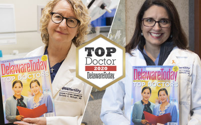 Drs. McGuirk & Neithardt Highlighted in Delaware Today Magazine