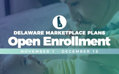 Delaware Marketplace Open Enrollment Begins November 1st
