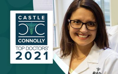 Dr. Adrienne Neithardt Awarded Castle Connolly 2021 Top Fertility Doctor!