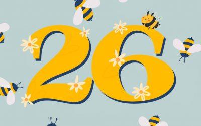 RADfertility Celebrates Its 26th Anniversary on National Honey Bee Day