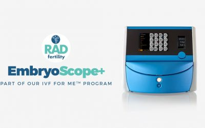 Our New and Improved EmbryoScope+ Is the Latest Technology to Assist in Our Patients' Success